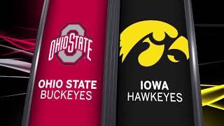 Big Ten Basketball Highlights: Ohio State at Iowa