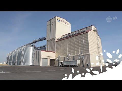 Fonctionnement d'un silo à grains