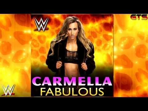 "2014: Carmella - WWE Theme Song - ""Fabulous"" [Download] [HD]"