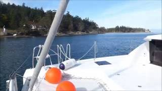 Leopard 40  Catamaran -