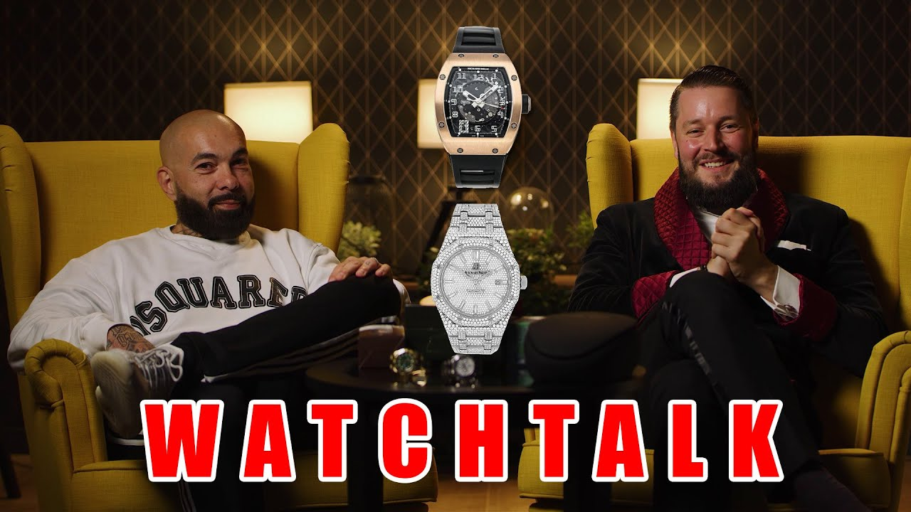 Watchtalk with AZAD: First watch? Next watch? ICED OUT Yes or No? *English SUB