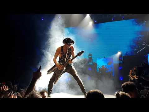 Scorpions - Blackout, Spark Arena Auckland 2018 Mp3