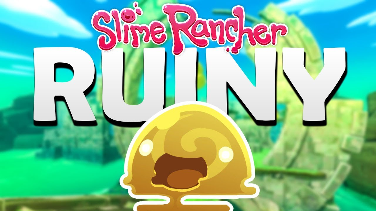 SLIME RANCHER! #56 – RUINY I NOWE SLAJMY!