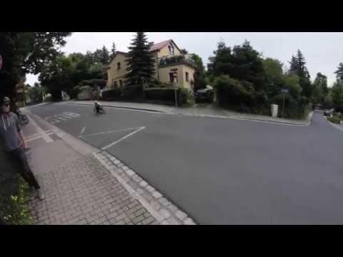 Longboarding Dresden - Martin Liegert - rohholz.net