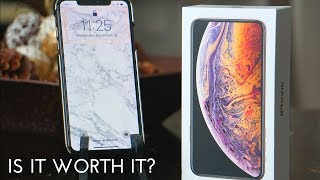 IPHONE XS MAX- IS IT REALLY WORTH IT? 2 MONTH UPDATE