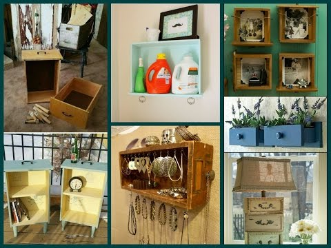 DIY Repurposed Old Drawer Ideas - Recycled Home Decor<a href='/yt-w/DToGCBCAcEQ/diy-repurposed-old-drawer-ideas-recycled-home-decor.html' target='_blank' title='Play' onclick='reloadPage();'>   <span class='button' style='color: #fff'> Watch Video</a></span>