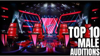 Gambar cover UNBELIEVABLE ! Top 10 Shocking Blind Auditions The Voice 2018