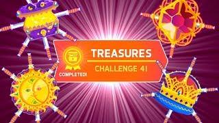 KNIFE HIT | TREASURE CHALLENGE | ALL BOSSES!