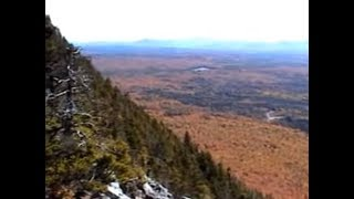 Hiking Little Spencer Mountain in Maine