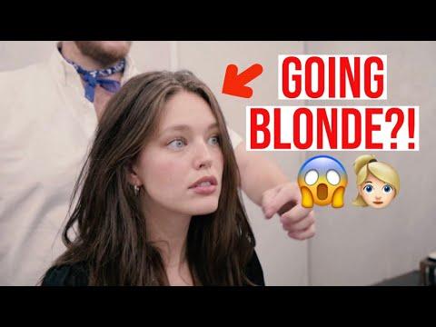 I DYED MY HAIR!  Emily DiDonato + Kennaland