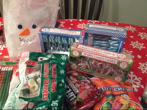Snowman Goodie Bags! Great for School or Party Giveaways!!!