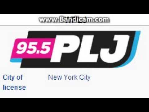WPLJ 95.5 PLJ New York, NY TOTH ID at 4:00 p.m. 6/1/2014