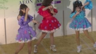 香川のアイドルきみともキャンディがイオーンモールでミニライブ全国に...