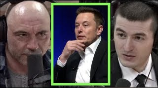 What Lex Fridman Learned From Meeting Elon Musk | Joe Rogan