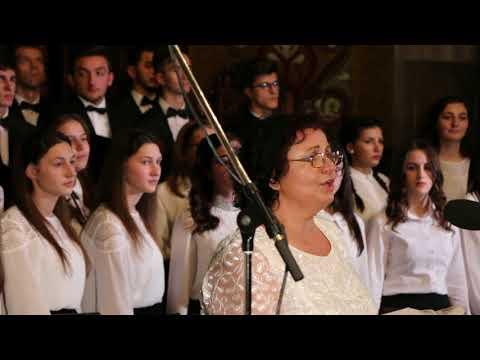 Concert Catedrala Mitropolitana Cluj-N 16-12-2017.Marilena Chirca