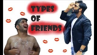 TYPES OF FRIENDS || JaiPuru