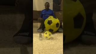 Get Sharp Soccer - Drills you can do sitting watching TV - Series One
