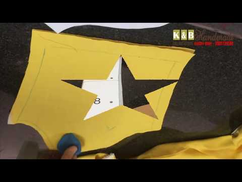 K&B Handmade Hướng Dẫn Cắt May Theo Rập áo Khoác Bé Trai( Giả Vest)