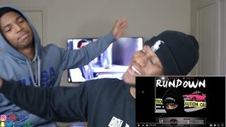 Looney Waves - Rundown (Prod. By Jacob Lethal)- REACTION (EXCLUSIVE)