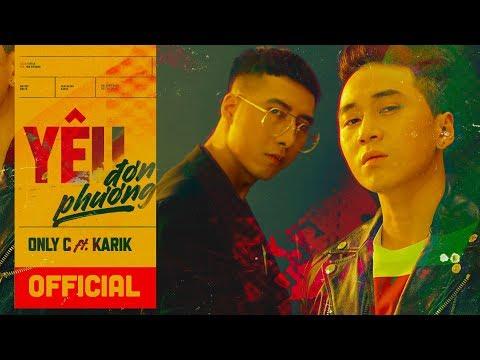 Y脢U 膼茽N PH漂茽NG | ONLYC x KARIK | OFFICIAL MV