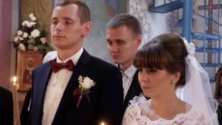 Венчание в Киево-Печерской Лавре. 30 сентября 2016.