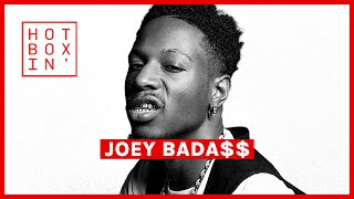 Joey Bada$$, Rapper & Actor   Hotboxin' with Mike Tyson