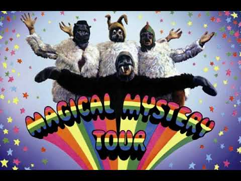 The Beatles - The Making Of Magical Mystery Tour - Radio Broadcast 26/10/2012