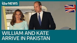 Tight security in Pakistan for 'most complex' tour ever for William and Kate | ITV News