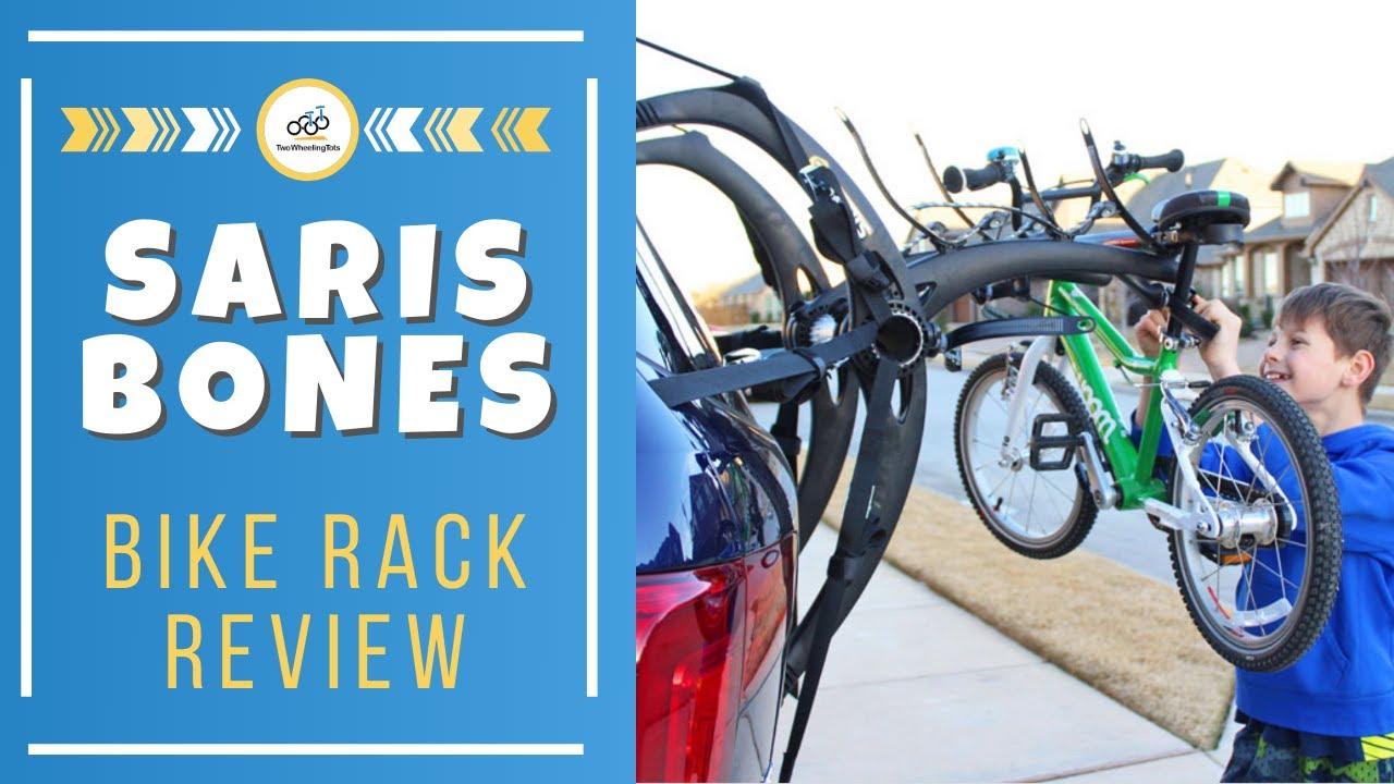 saris bones trunk rack review why this top selling bike rack is so popular