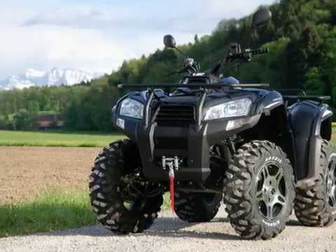 atv quad smc j max 702 4x4 von youtube. Black Bedroom Furniture Sets. Home Design Ideas