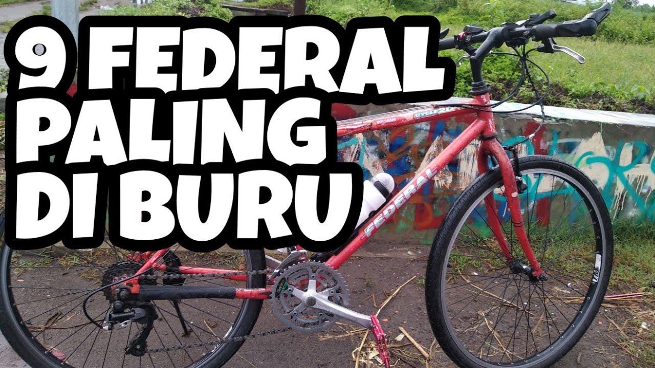 9 Sepeda Federal Paling Diburu Youtube