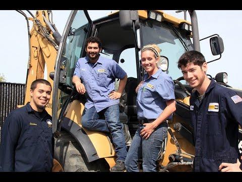 Delta College Caterpillar/Heavy Equipment Training