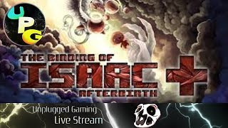 The Binding Of Isaac: Afterbirth+ NEW SAVE FILE! - 1M% On One File - UnPlugged Gaming (PC)