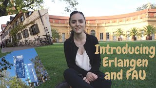 """Ani is a student at fau in the elite master's programme """"standards of decisions making across cultures"""". her first vlog for she introduces you to ..."""