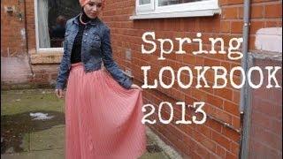 Spring LOOKBOOK - 2013 (Prints)