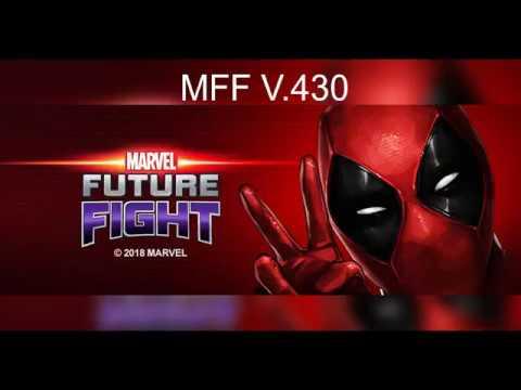 Marvel Future Fight V.4.3.0 By MBOJO