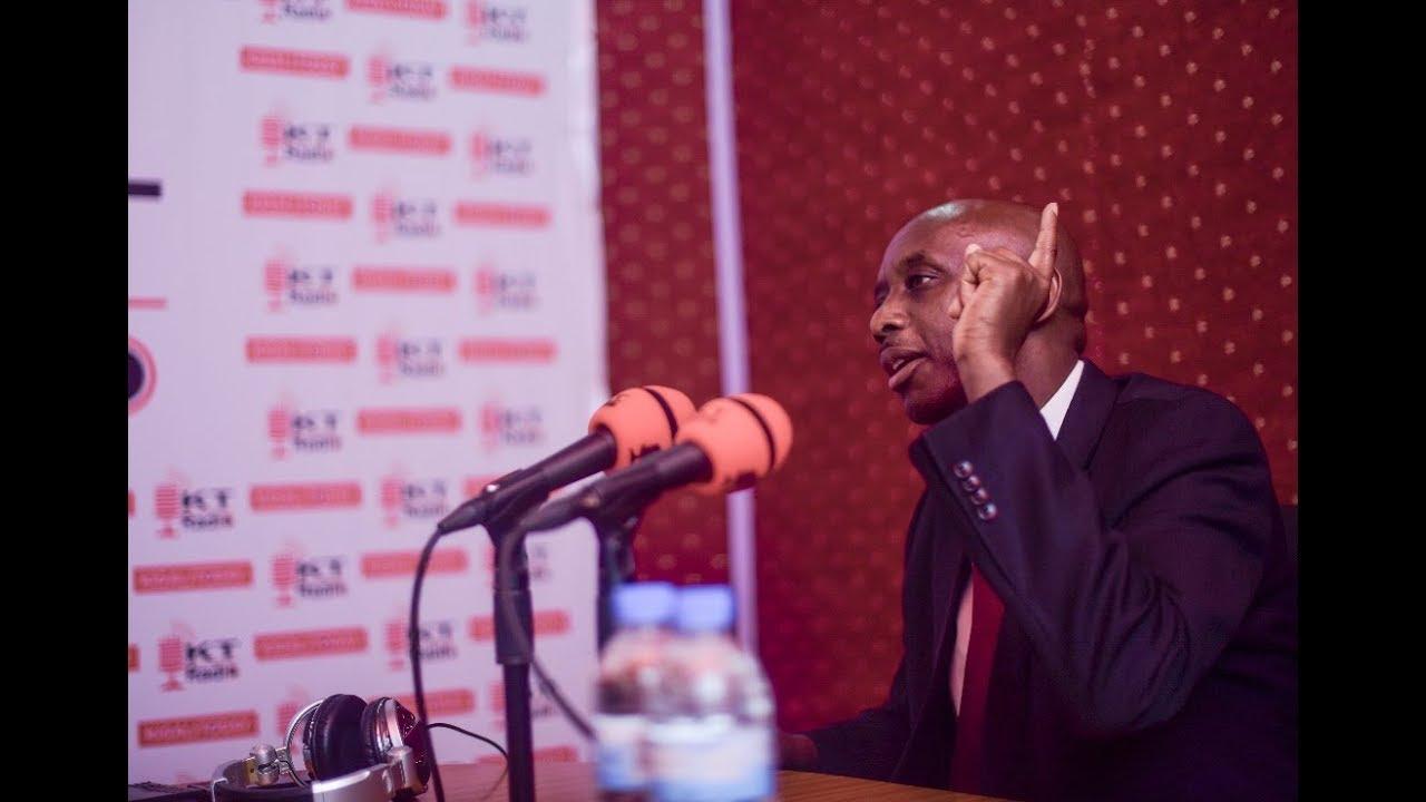 Icyo Kaboneka avuga ku kwegura kw'abayobozi kwiswe 'Tour du Rwanda
