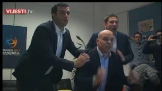 Evo kako su Horvatov penal proživjeli Šprem, Džombe i Štambuk!!!