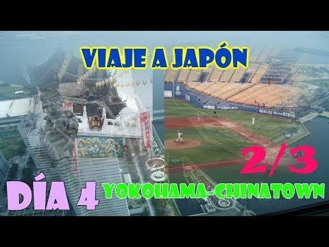 Viaje a Japon Agosto 2013.Día 4 (Yokohama-Chinatown) (2/3)