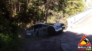 Rallye du Mont Blanc 2016 {CRASH & SHOW} par Rallye Plein Fer