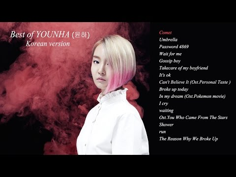 The Best Songs Of Younha (고윤하) ♫ 2007 - 2014