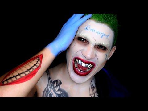 Tutorial del Joker Suicide Squad Jared Leto (Escuadron Suicida)