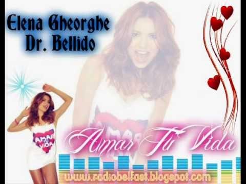 Elena Gheorghe Feat. Dr. Bellido - Amar Tu Vida 2012 [Vally V. Extended Mix]
