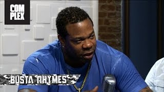 "Busta Rhymes on The Combat Jack Show Ep. 3 (Busta Breaks Down the 1991 Classic Posse Cut ""Scenario"")"