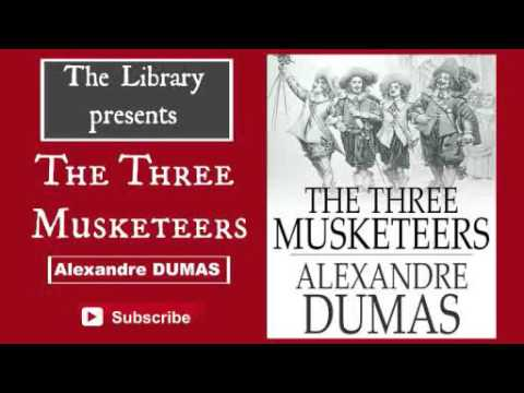 The Three Musketeers by Alexandre Dumas - Audiobook  ( Part 1/3 )