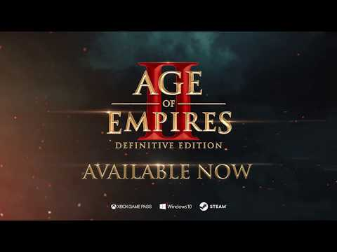Age of Empires II: Definitive Edition - Available Now