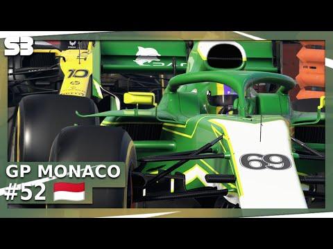 F1 2020 CARRIERA MONACO S3 #52 - TATUM SPETTACOLO