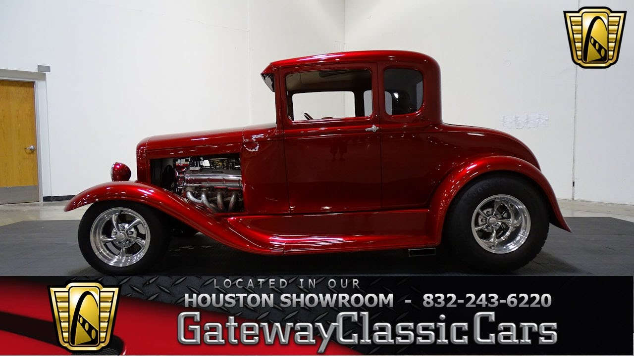 Ford Coupe Gateway Classic Cars Houston Showroom Youtube