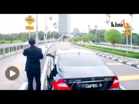 Director denies he's anti-DAP, will remove 'DAP165' scene from film