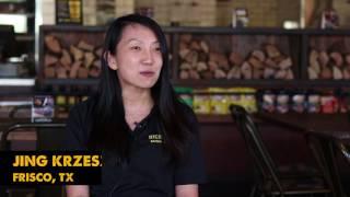 Testimonial Jing Krzeszinzski